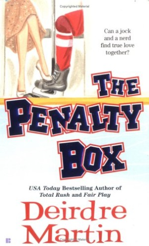 REVIEW:  Penalty Box by Deirdre Martin