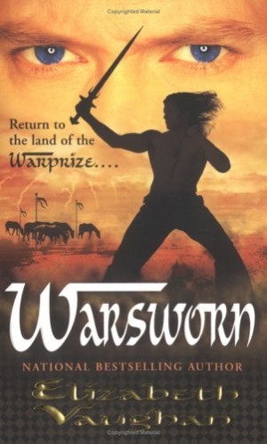 REVIEW:  Warsworn by Elizabeth Vaughan