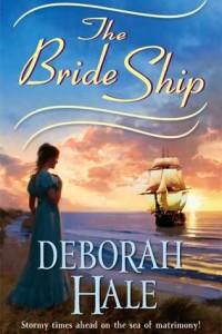 REVIEW:  The Bride Ship by Deborah Hale