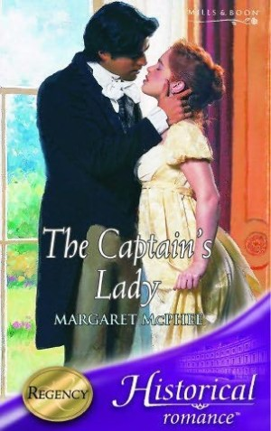 REVIEW:  The Captain's Lady by Margaret McPhee