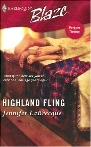 REVIEW:  Highland Fling by Jennifer LaBrecque