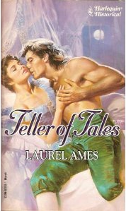 REVIEW:  Teller of Tales by Laurel Ames