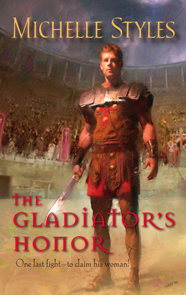 REVIEW:  The Gladiator's Honor by Michelle Styles