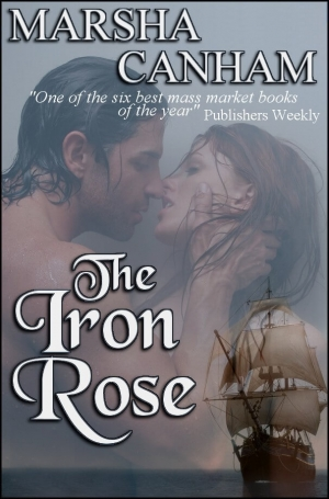 REVIEW:  The Iron Rose by Marsha Canham