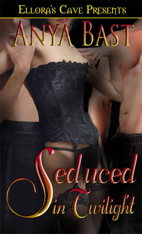 REVIEW:  Seduced by Twilight Anya Bast