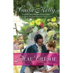 REVIEW:  Beau Crusoe by Carla Kelly