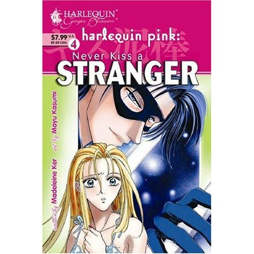 REVIEW:  Harlequin Manga Reviews Take 2: The Good, and the Bad and Ugly