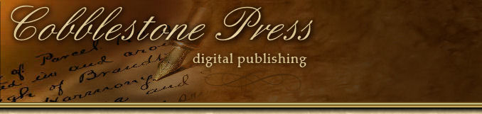 REVIEW:  Ebook Weekly : Review of Cobblestone Press
