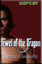 REVIEW:  Jewel of the Dragon by Lynne Connolly