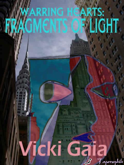 REVIEW:  Fragments of Light: Warring Hearts by Vicki Gaia