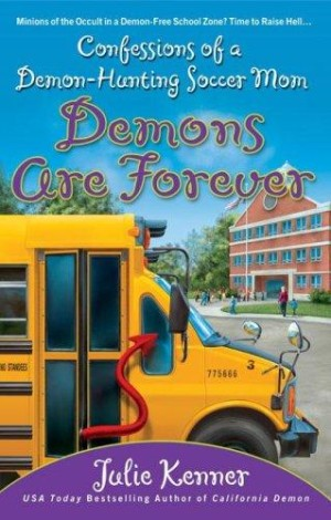 REVIEW:  Demons Are Forever by Julie Kenner