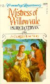 REVIEW:  Mistress of Willowvale by Patricia Veryan