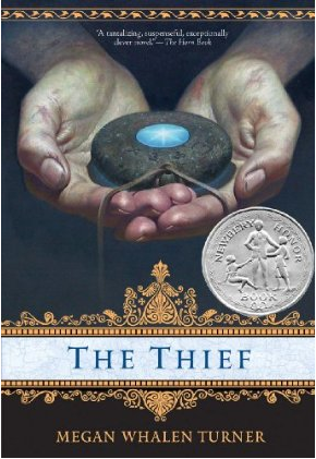 REVIEW:  The Thief by Megan Whalen Turner