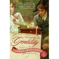 REVIEW:  The Rules of Gentility By Janet Mullany