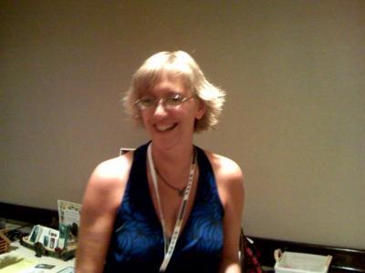 Suzanne Brockmann showed up in…