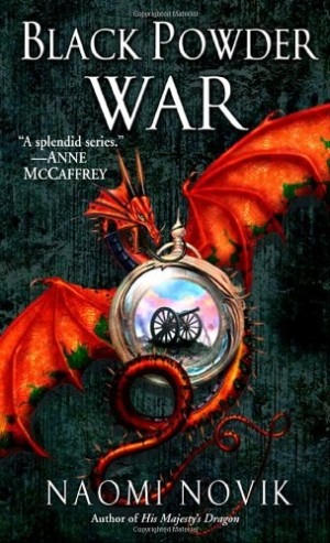 REVIEW:  Black Powder War by Naomi Novik