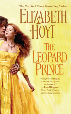 REVIEW:  The Leopard Prince by Elizabeth Hoyt