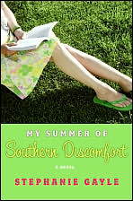 REVIEW:  My Summer of Southern Discomfort by Stephanie Gayle
