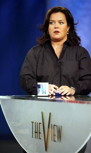 Rosie O'Donnell Takes Publisher to Task for Sloppy Editing