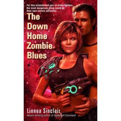 REVIEW:  The Down Home Zombie Blues by Linnea Sinclair