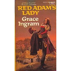 REVIEW:  Red Adam's Lady by Grace Ingram