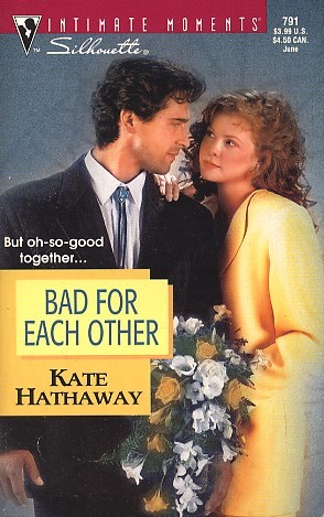 GUEST REVIEW: Bad for Each Other by Kate Hathaway