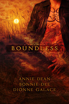 REVIEW:  Boundless by Annie Dean, Bonnie Dee, Dionne Galace