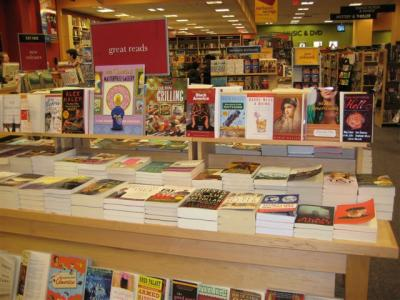 Bookstores at the Big Screen