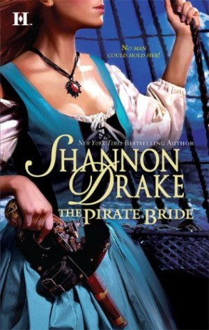 REVIEW: The Pirate Bride by Shannon Drake