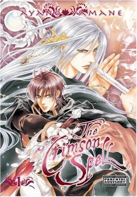 REVIEW: Manga: Sorcerers, Demons, and Smut, Oh My:  The Crimson Spell by Ayano Yamane