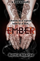 GUEST REVIEW:  Ember and Like a Thief by Bettie Sharpe