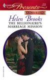 REVIEW:  Billionaire's Marriage Mission by Helen Brooks