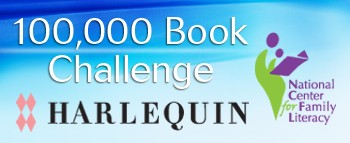 Harlequin Challenges Readers to Read