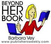 Barbara Vey, Romance Blogger for PW, Celebrates 1 Year Anniversary