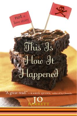 REVIEW: This is How It Happened by Jo Barrett