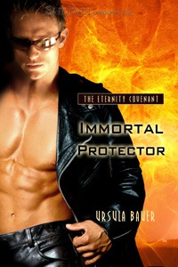 REVIEW:  Immortal Protector by Ursula Bauer