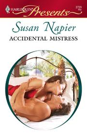 REVIEW:  Accidental Mistress by Susan Napier