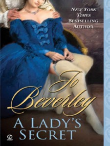 REVIEW: A Lady's Secret by Jo Beverley