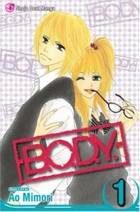 Manga First Impressions 2: B.O.D.Y, Monkey High, Haruka