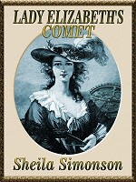 REVIEW: Lady Elizabeth's Comet by Sheila Simonson