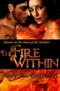 REVIEW: The Fire Within by Joely Sue Burkhart