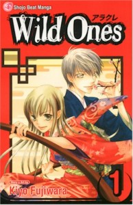 Manga First Impressions: Wild Ones and Fairy Cube