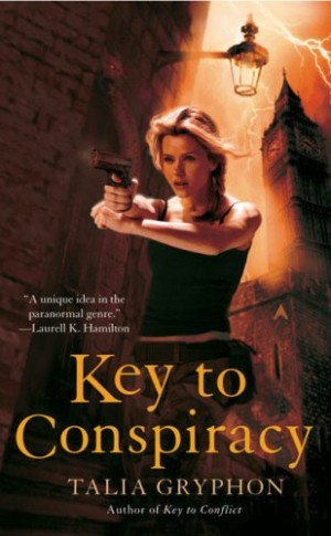 REVIEW:  Key to Conspiracy by Talia Gryphon