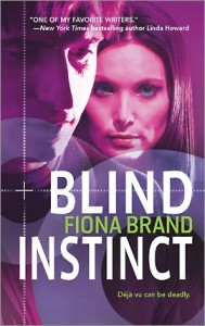 REVIEW: Blind Instinct by Fiona Brand