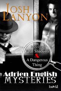REVIEW:  Adrien English Mysteries by Josh Lanyon