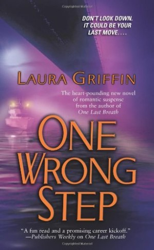 REVIEW: One Wrong Step by Laura Griffin