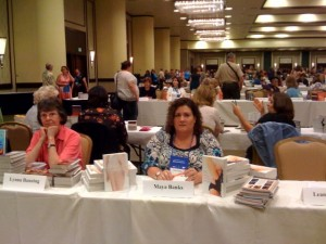Some literacy signing pics