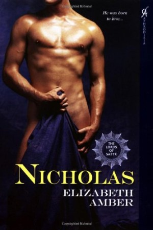 REVIEW:  Nicholas by Elizabeth Amber