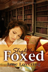 REVIEW: Slightly Foxed by Jane Lovering