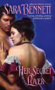REVIEW:  Her Secret Lover by Sara Bennett